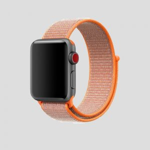 Orangea soft sport armband för Apple Watch